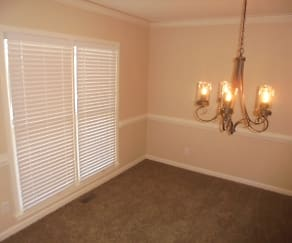 Dining Room, 451 Braidwood Walk Nw
