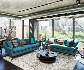 Living Room, AMLI 900