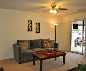 Living Room, Chandler's Wharf