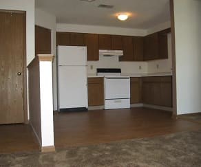 Kitchen, Summerfield Place Apartments