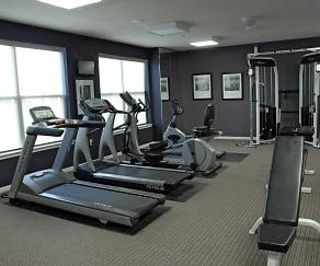 Fitness Weight Room, Kings Landing