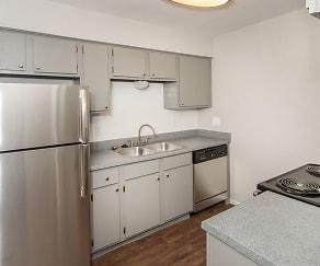 Kitchen, Sunset Canyon