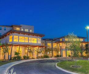 Building, Ventura Ridge
