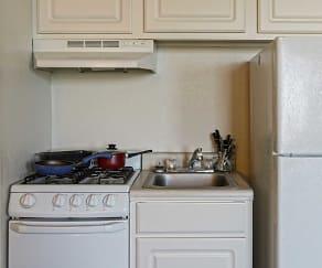 Kitchen, Fairmont Towers