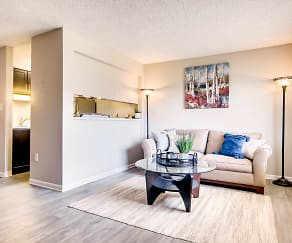 Living Room, Mountain Vista