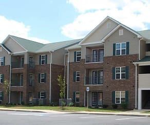 Building, Rosewood Place Apartments