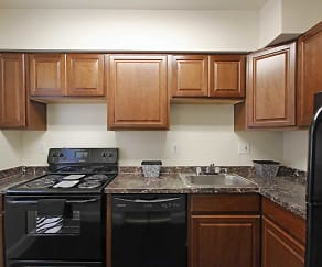 Kitchen, Parkway Terrace