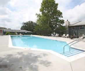 Pool, Winding Hills