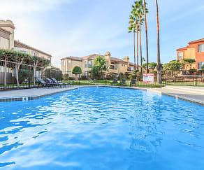 Pool, Arezzo Apartment Homes