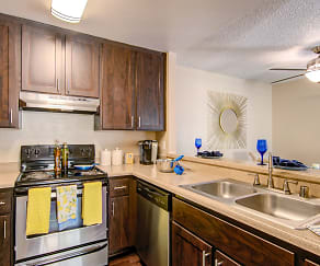 Kitchen, Lakeview Village