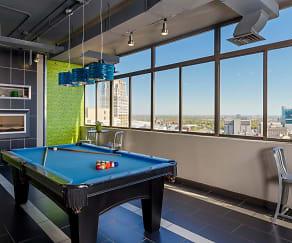 Recreation Area, Detroit City Apartments