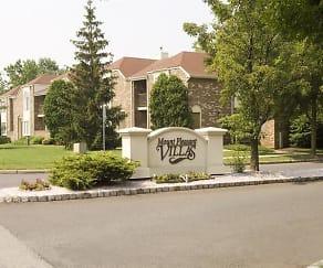 Community Signage, Mt. Pleasant Villas