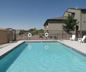 Pool, La Terraza Apartments