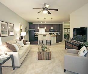 Living Room, Parkside At Cottage Hill