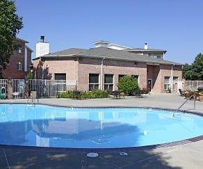 Pool, Holmes Lake by Broadmoor