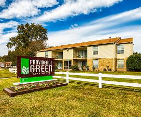 Community Signage, Providence Green