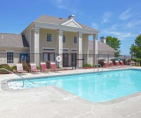 Pool, Waterbrook Apartments