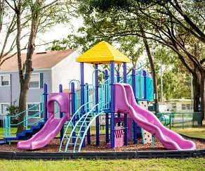Playground, Shoreview at Baldwin Park