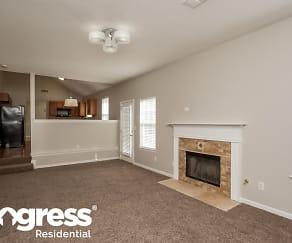 Living Room, 3555 Village Pkwy