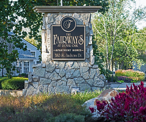 Community Signage, Fairways At Royal Oak