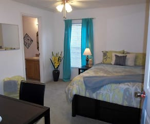 Bedroom, The Village at Sam Houston