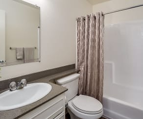 Bathroom, Creekside Village