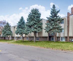 Building, Park Vista Apartments