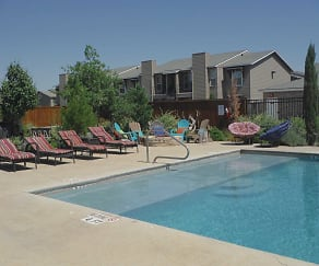 Pool, Brickstone Villas Apartments