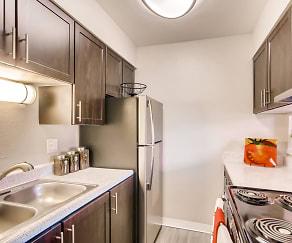 Kitchen, Mountain Vista