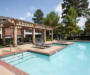Pool, Southwood Village Apartments