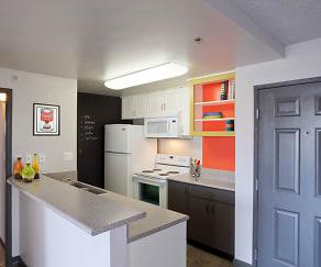 Kitchen, AVA Cortez Hill