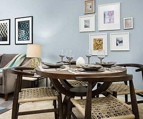 Dining Room, Avalon Del Mar Station