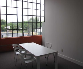 Dining Room, American Can Lofts