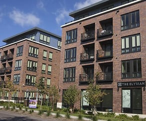 Building, The Elysian Apartments