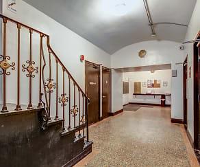 Foyer, Entryway, 4423 Sheridan Rd
