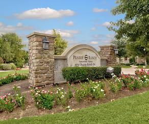 Building, Prairie Ranch