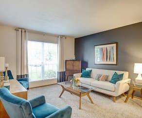 Living Room, Cedar Trace