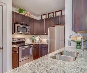 Kitchen, Sorrel Luxury Apartments