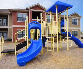 Playground, Vista Ridge Apartments