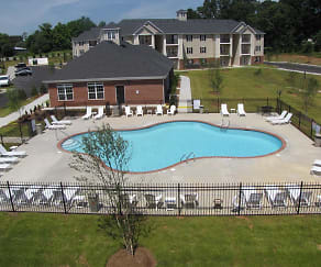 Pool, The Pointe at Robinhood Village