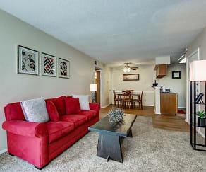 Living Room, Bardin Oaks