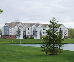 Building, Heatherwood