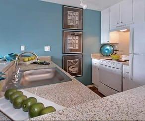 Kitchen, 777 Place Apartments