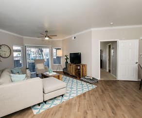 Living Room, Avion