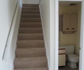 Bathroom, 603 Genessee ST.