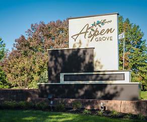 Community Signage, Aspen Grove