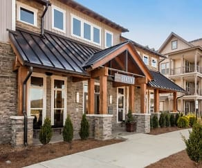 Building, The Retreat at Iron Horse Apartments