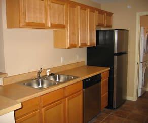 Kitchen, Sophie's Place