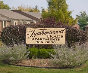 Community Signage, Tymberwood Trace