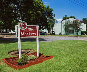 Community Signage, The Meadows